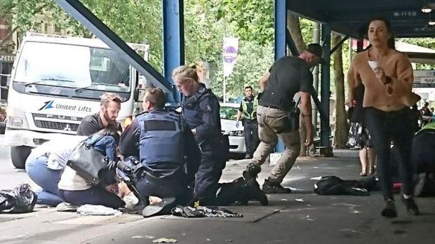 Gargasoulas hit 33 people in Bourke Street in January 2017, killing six