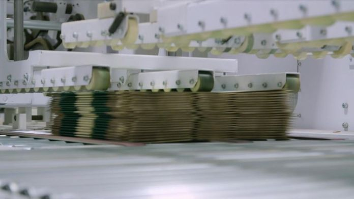 Smurfit Kappa packaging factory