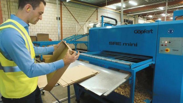 Smurfit Kappa factory