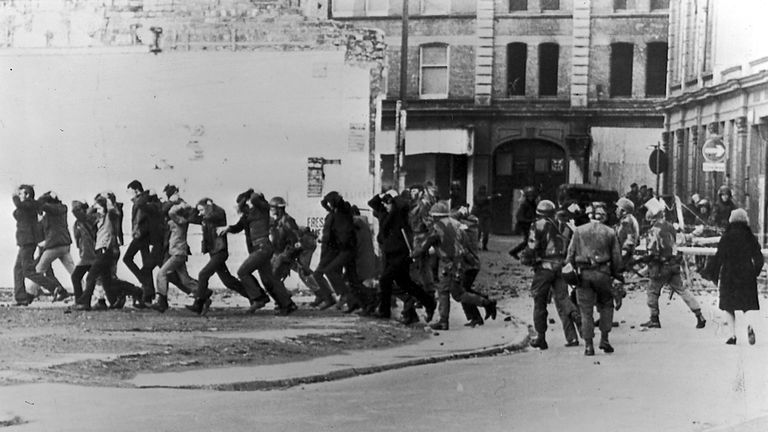 skynews-bloody-sunday-bloody-sunday-1972_4599564 Johnson promises to end 'unfair' prosecutions of NI veterans