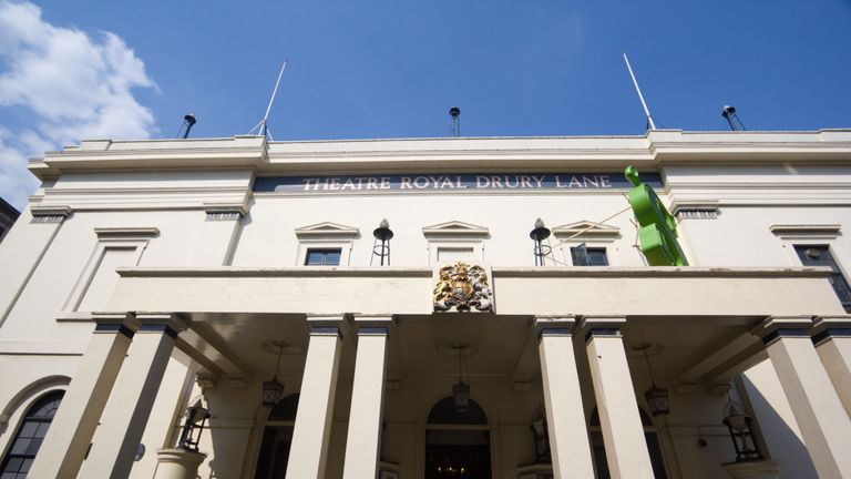 The Theatre Royal has undergone a massive makeover