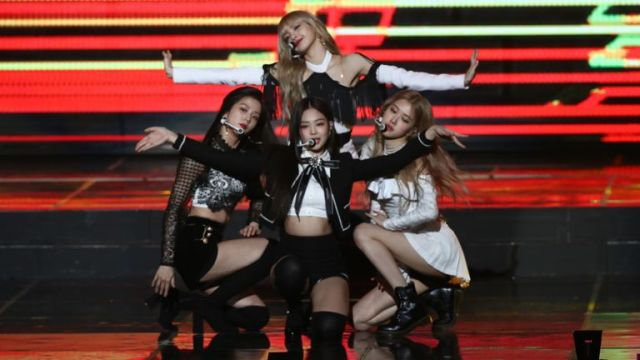 South Korean pop band Blackpink have beaten YouTube records with their latest single