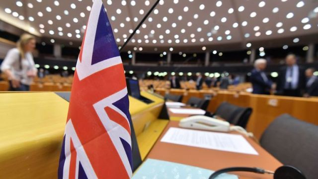 The UK may have to hold EU Parliament elections