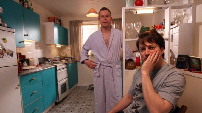 Peep Show came in 13th
