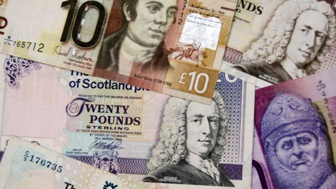 Scottish banknotes are legal currency in the UK but, contrary to popular belief, they are not legal tender