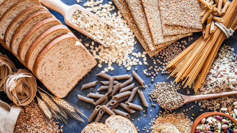 The study found that poor diets had a lack of whole grains including oatmeal and buckwheat