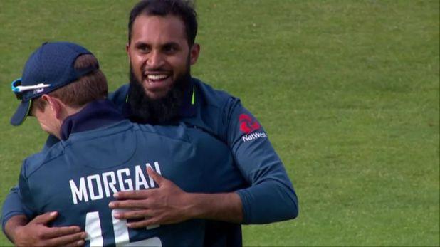 Adil Rashid and Jos Buttler provided some sensational fielding to topple three Pakistan batsmen at Headingley