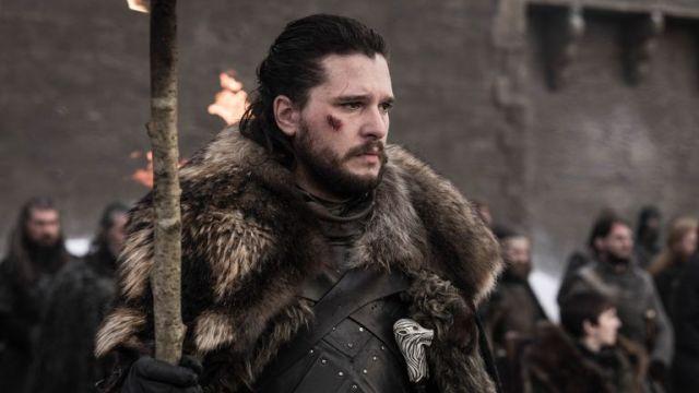 Kit Harrington as Jon Snow