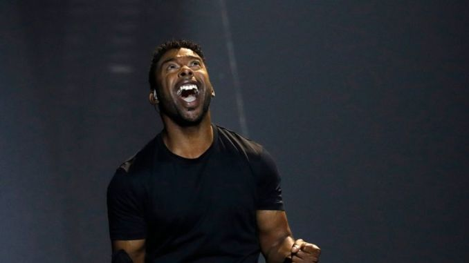 Sweden's John Lundvik ultimately came in sixth place after leading the board after the judge's vote