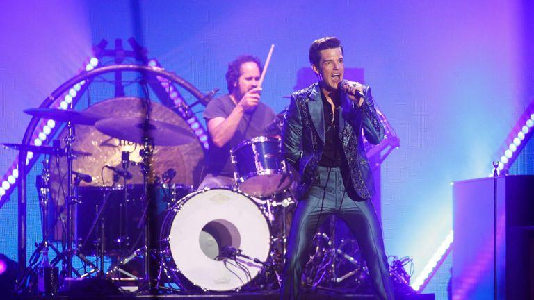 Glastonbury: The Killers demuestran ser dignos de la cabeza de