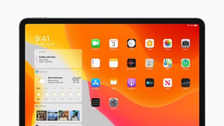 iPads are getting a major update. Pic: Apple