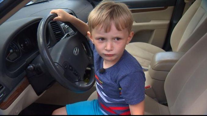 Car keys will now be locked to stock Sebastian reaching them. PIC: Fox News