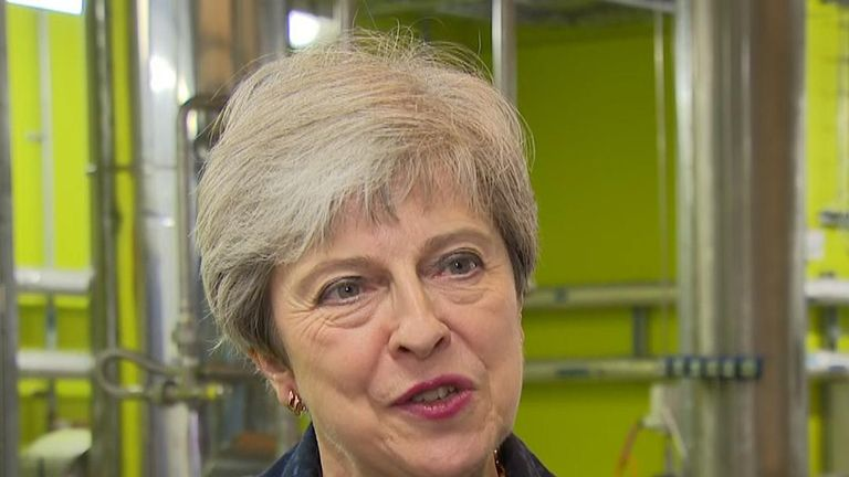 skynews-theresa-may-brexit_4693052 Labour-led bid to block no-deal Brexit defeated by MPs