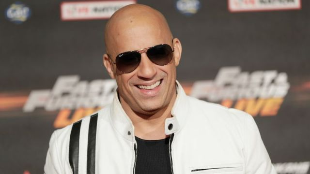 Vin Diesel is a regular in the Fast & Furious franchise