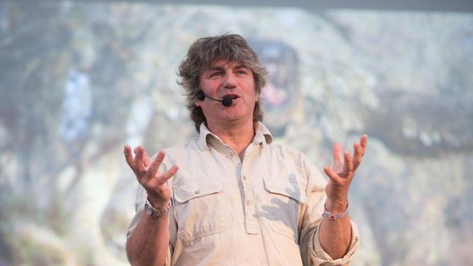 Radio Times Festival 2015: Then Springwatch presenter Martin Hughes-Games