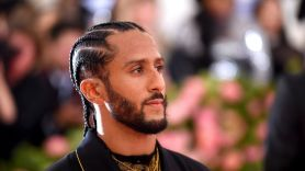 NEW YORK, NEW YORK - MAY 06:  Colin Kaepernick attends The 2019 Met Gala Celebrating Camp: Notes on Fashion at Metropolitan Museum of Art on May 06, 2019 in New York City. (Photo by Jamie McCarthy/Getty Images)