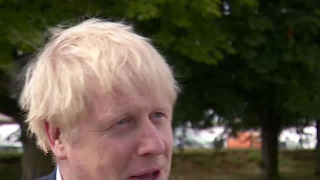 Prime minister Boris Johnson dodged a question about whether he would disregard the will of parliament