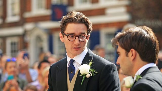 Caspar Jopling and Goulding have been together for more than two years