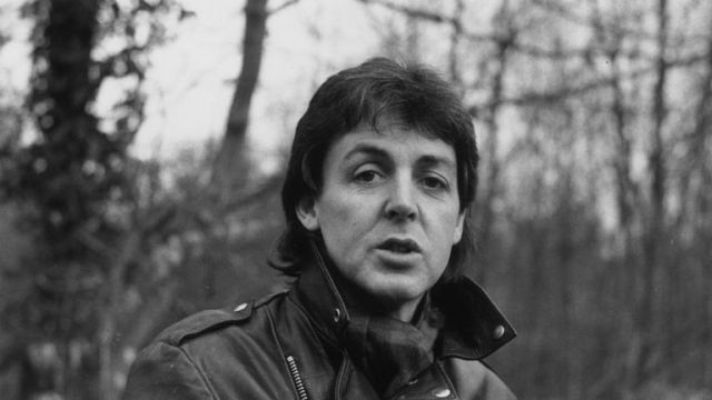 Sir Paul says he too was mugged when he was growing up in Liverpool