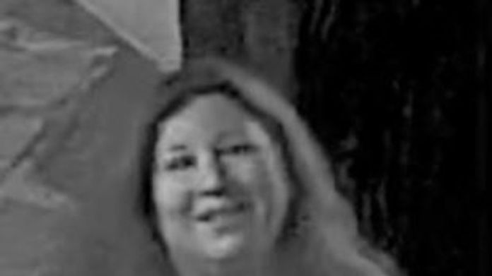 The unidentified woman has been accused of having participated in at least four marriages since last December. Pic: Comal County Crime Stoppers