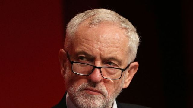 Jeremy Corbyn has defended his position on Brexit