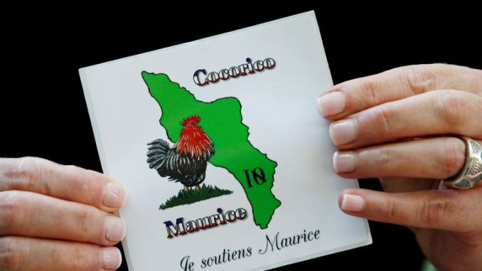 Merchandise was made during the case which became a battle between modern and rural France