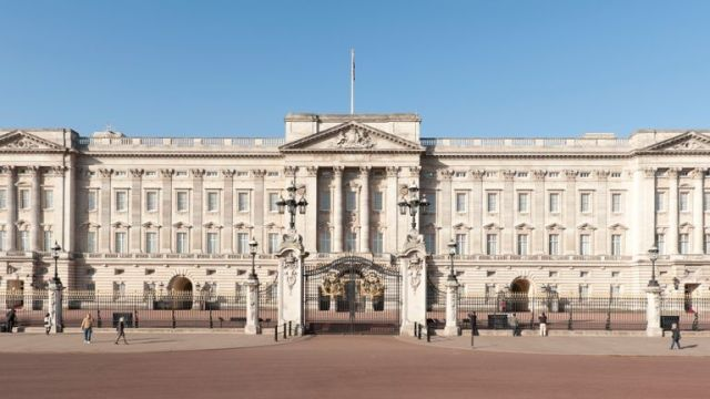 A major security alert was sparked after a letter was sent to the Queen. File pic