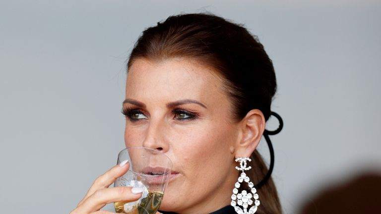 Coleen Rooney has accused Rebekah Vardy of leaking stories about her to the press