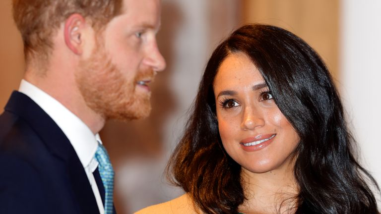 The Duchess of Sussex says she was advised not to marry Prince Harry