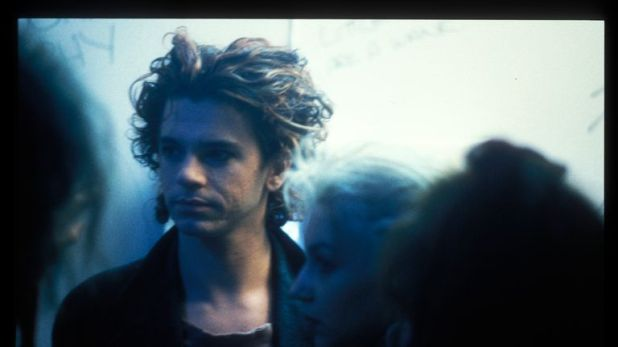 Australian singer Michael Hutchence took his own life aged just 37. Pic: Marc Berry Reid