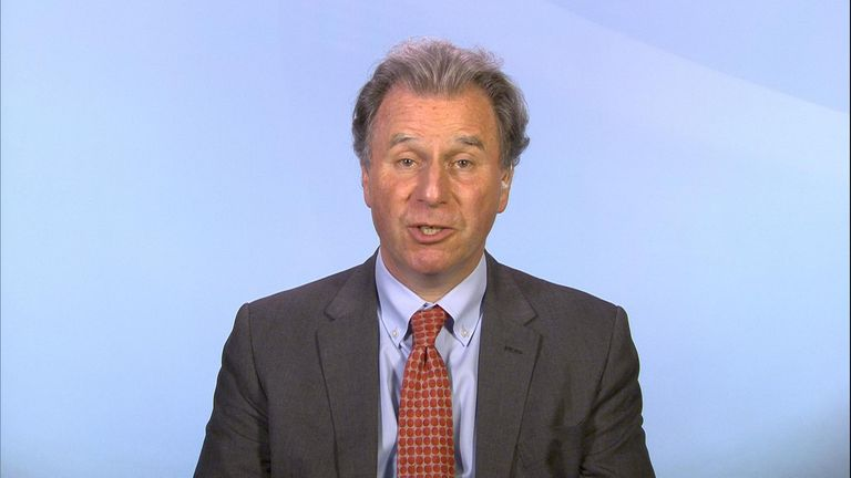 Sir Oliver Letwin has told Sky News the reason behind bringing his amendment to the Commons.
