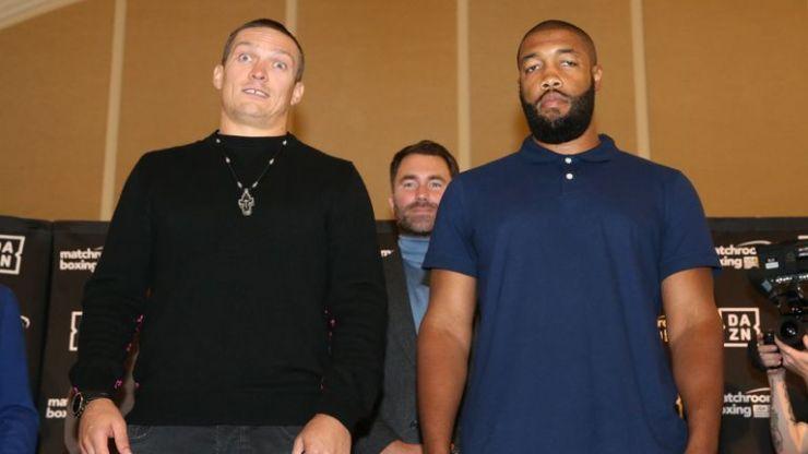 Usyk vs Witherspoon: el debut del peso pesado se avecina mientras Oleksandr Usyk observa la gloria | Noticias del boxeo 4