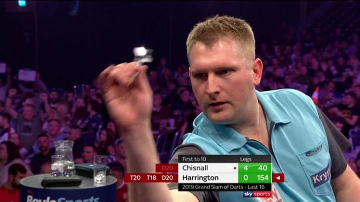 Peter Wright golpea a Rob Cross para pasar a los cuartos de final de Grand Slam | Noticias de dardos 22