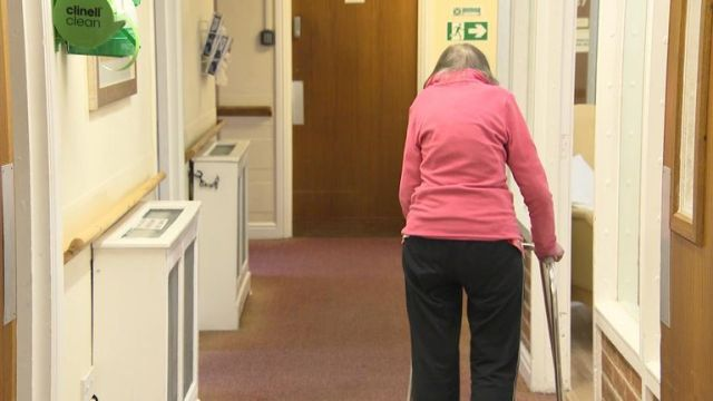 Spending on adult social care has reduced by 2% in the last decade