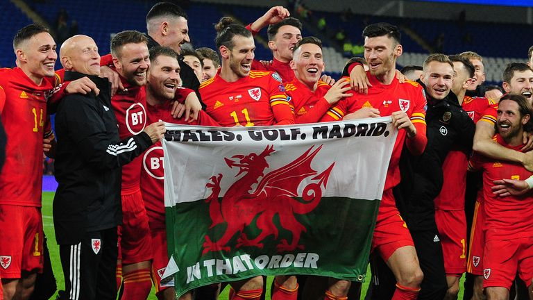 Image result for wales golf madrid