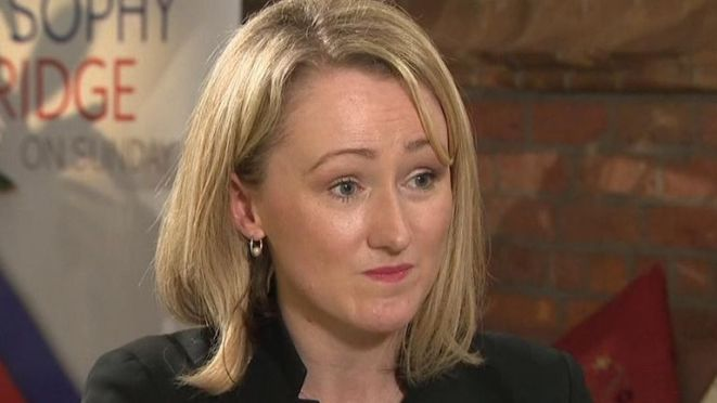 Rebecca Long-Bailey wants to abolish the House of Lords