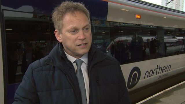 Grant Shapps said there will be plans in place by the end of the month