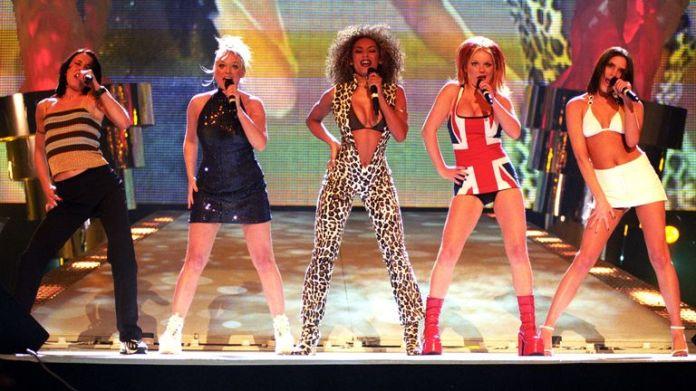 The Spice Girls in 1997. Photo: Alan Davidson / Shutterstock