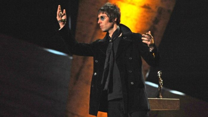 Liam Gallagher in 2010. Photo: Dave M. Benett / Getty Images