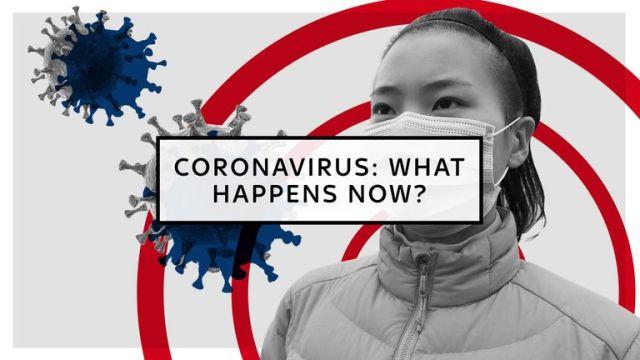 What happens now with the coronavirus quarantine?