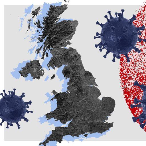 Coronavirus UK tracker