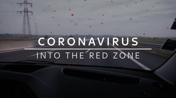 Special documentary: Into the Red Zone