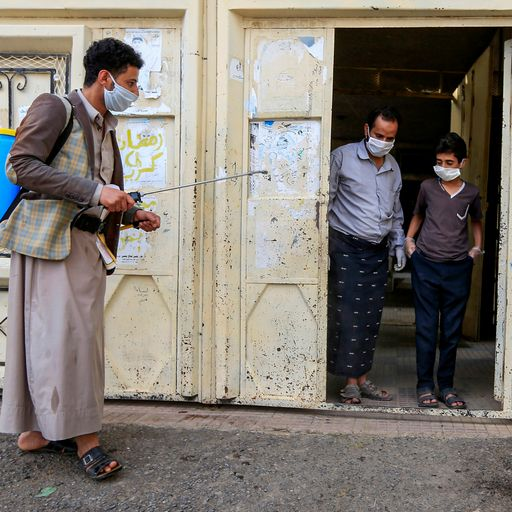 Yemen has seen many outbreaks in five years of war - but COVID-19 is uniquely scary