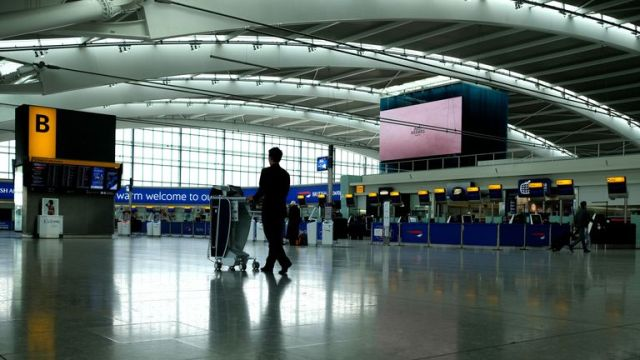 Heathrow chief executive John Holland-Kaye outlines what airports are doing to ensure people do not transmit the virus.