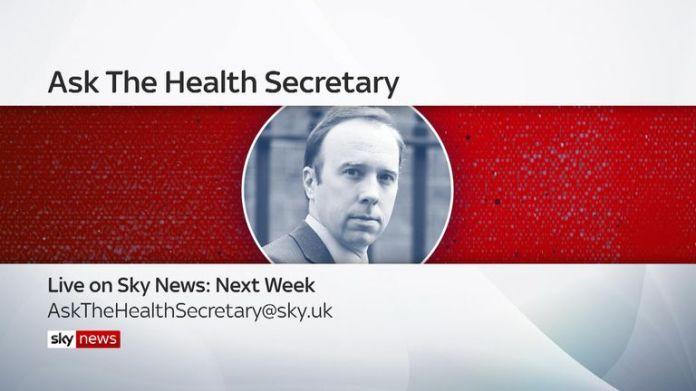 ASK THE SECRETARY OF HEALTH GFX