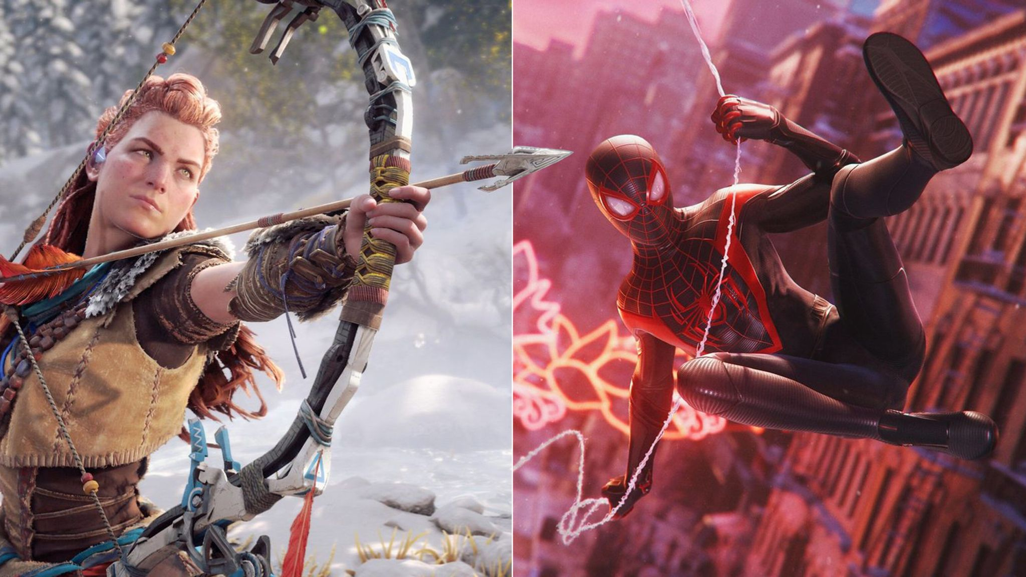 PS5: All 26 games announced for the next PlayStation, from Spider ...