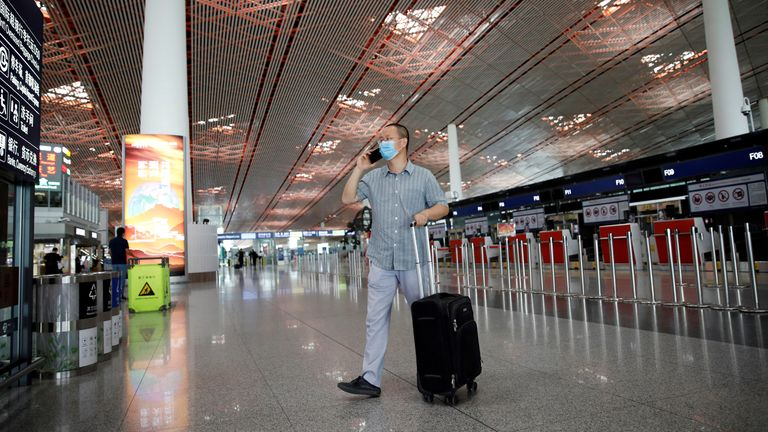 China will allow some international flights to Beijing to resume this week, following a six-month pause due to the coronavirus pandemic. Nine flights from eight countries with relatively fewer COVID-19 cases will be allowed to land in Beijing, starting on Thursday, according to state broadcaster CCTV. All international flights to Beijing have been suspended since […]