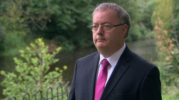 Cork North-West TD (member of Dail) Michael Moynihan