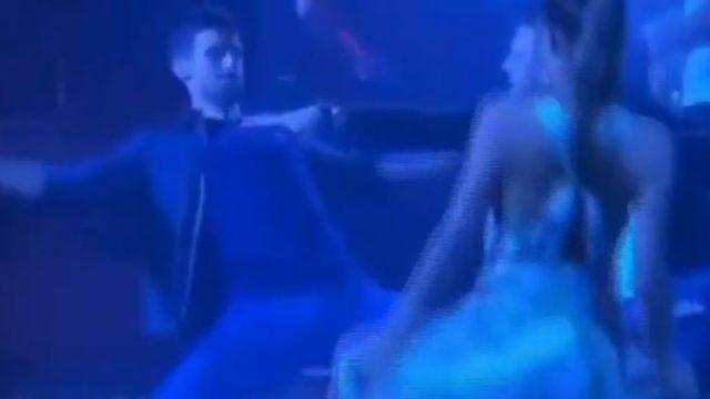 Tennis ace Novak Djokovic dances during pandemic