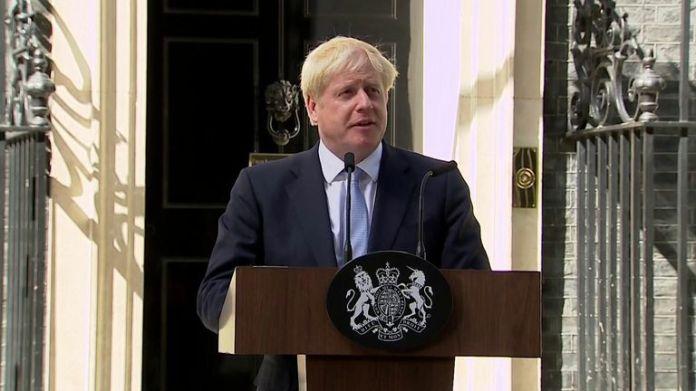 Boris Johnson became Prime Minister on July 24, 2019